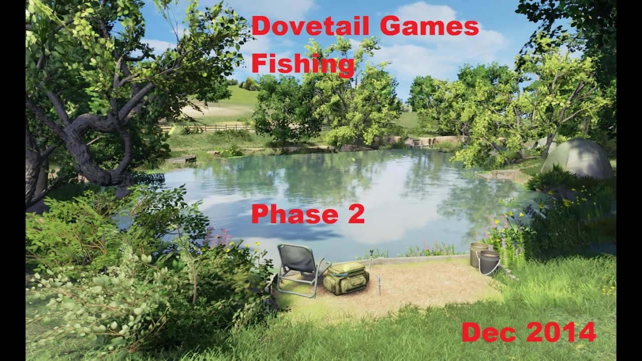 Dovetail fishing phase 2 youtube for Dovetail games fishing