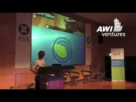 Alistair Bentley - Founder & CEO Simply Wall St - AWI / ASX Sydney Fintech Expo 2014