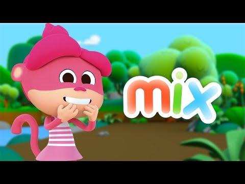 Cuidado con la Bomba Chita del Zoo y más videos infantiles | El Reino Infantil