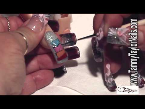 """New Year's Nail Art Design 2013 """"Excitement and Anticipation""""!"""