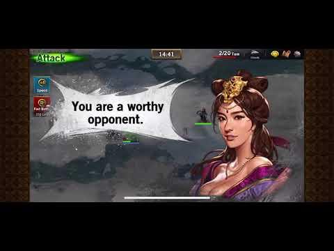 ROTK Legend of Cao Cao: nonmeta vs meta annihilation