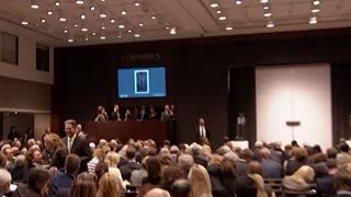 Henri Matisse's 'Nu de dos, 4 état (Back IV)' | 2010 World Auction Record