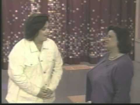 Candy Queen on Rosie O'Donnell Show #6 - Final week show May 2002