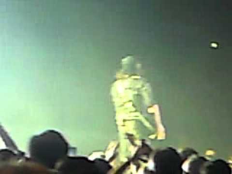 Scorpions - Guitare Solo de Matthias Jabs + Big City Nights (live) Galaxie Amnéville 17/10/2010