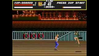 Streets of Rage - Streets of Rage (Genesis) - Gameplay - Round 5 - User video