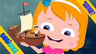 My Bonnie Lies Over The Ocean | Umi Uzi Video For Kids