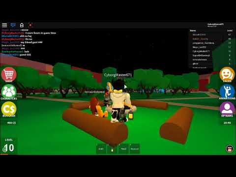HOW TO SUMMON GUEST 666 IN THE GAME (GUEST 666!) ObliviousHD Roleplay World | Roblox Gameplay pt.??