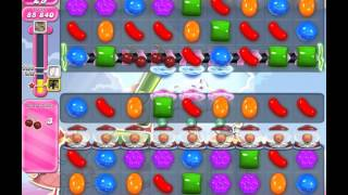Candy Crush Saga Level 879 (No booster, 3 Stars)