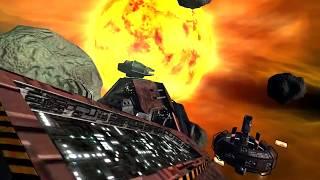 X2 The Threat Rolling Demo   Egosoft 2003