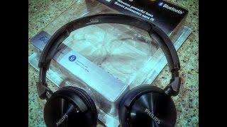 Philips Shb3060 Bluetooth Headphones