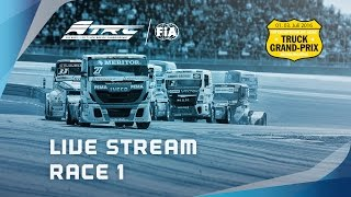 FIA European Truck Racing Championship Round 4 Race 1 -  LIVE