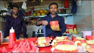 FRUIT NINJA of INDIA   Coconut Cutting Like Never Before   Amazing Fruit Cutting Skills