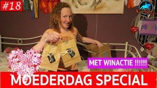 Vlog Moederdag Cadeau en WINACTIE (gesloten)  Paard en Paardrijden
