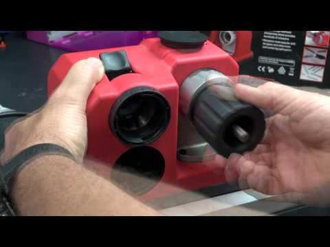 Drill Bit Sharpener - Glen the Go-To Guy