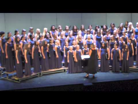It Starts With a Voice- Girls' Choir and Youth Orchestra