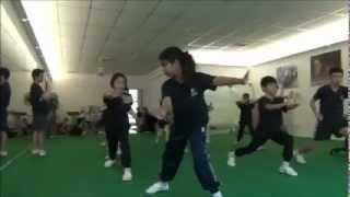 Wushu Kids 2012.