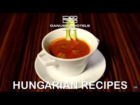 Hungarian Recipes – Fisherman's Soup – Danubius Hotels Group