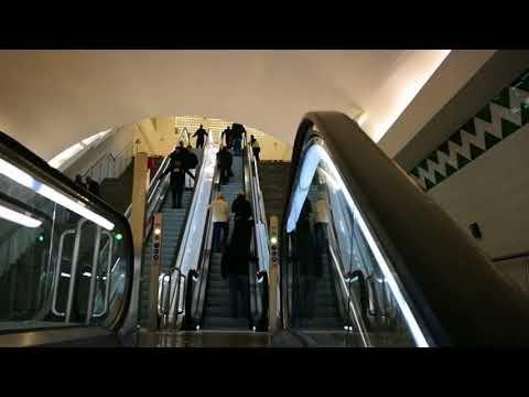 Balade métro d'Alger