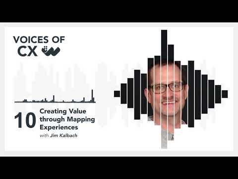 S3 E10 - Jim Kalbach: Creating Value through Mapping Experiences