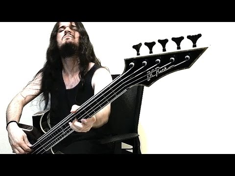 Dimmu Borgir - The Insight and the Catharsys (Bass Cover)