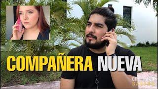 COMPAÑERA NUEVA - Cristiano Banano ft. Victoria Caballero