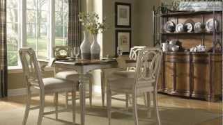 Provenance Counter Height Dining Room Collection From Art Furniture