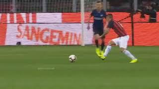 אינטר נגד מילאן 0:1 משער של איקארדי בתוספת הזמן