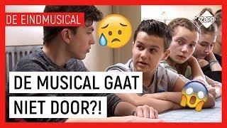 GEEN MUSICAL MEER?! 😰#4 | De Eindmusical S2