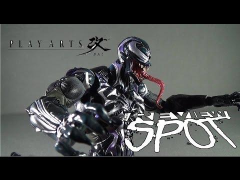 Collectible Spot - Square Enix Play Arts Kai Marvel Venom
