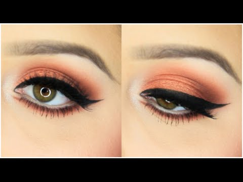 peach-&-coral-spring-makeup-tutorial