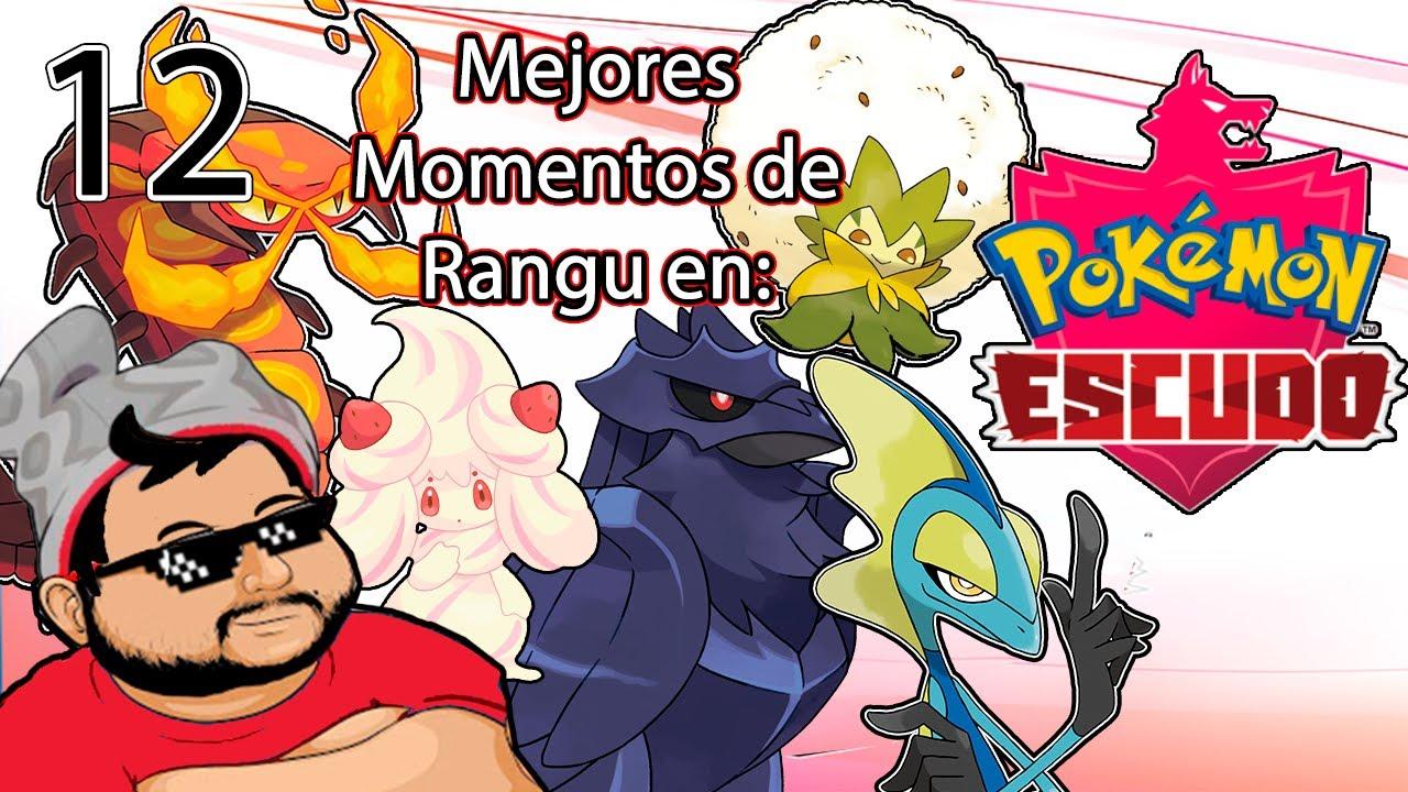 Mejores Momentos de Rangu en Pokemon Escudo Parte 12
