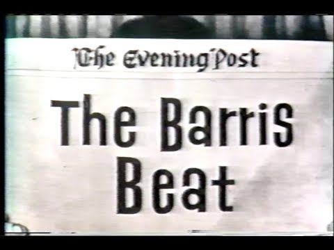 The Barris Beat  CBC  1956  Years Special