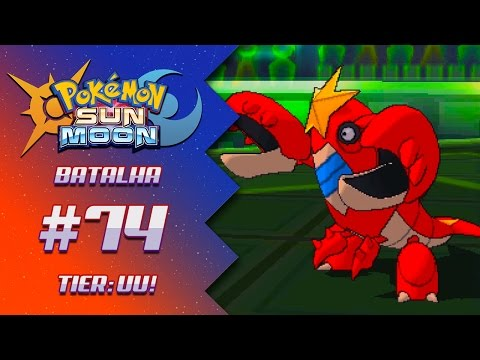 Pokémon Sun & Moon  Batalha Competitiva #74: Shark VS TomRod  Smogon UU