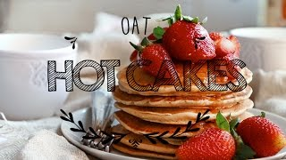 How To Make Oat Hot Cakes