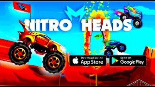 Nitro Heads Full Gameplay Walkthrough