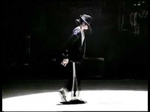 Michael Jackson gif del moonwalker