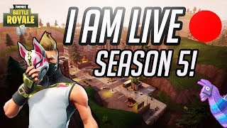 ✅ PLAYING WITH SUBS! -  XBOX FORTNITE PLAYER  -  V BUCKS GIVEAWAY (MONTHLY)!