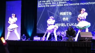 Maids Sing Live Anime Expo 2017 Opening Ceremony