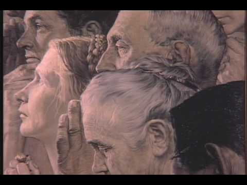 American Chronicles: The Art of Norman Rockwell- part 1