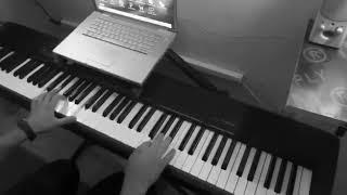 عزف بروحي فتاة روعة لن تندم ابدا اذا سمعتها بيانو YouTube