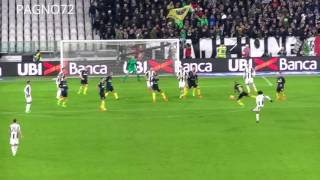 JUVENTUS Vs Inter   Goal Cuadrado(complete action)1-0