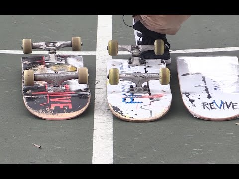 WHY YOUR SKATEBOARD LOSES ITS POP