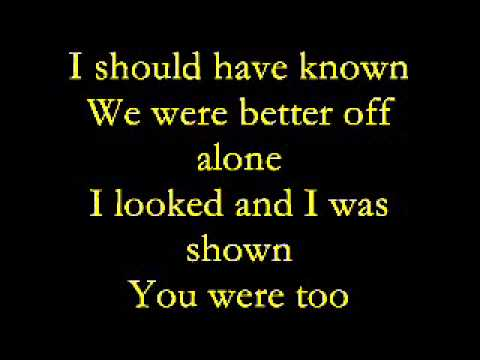 Foo Fighters - I'll Stick Around (Lyrics)