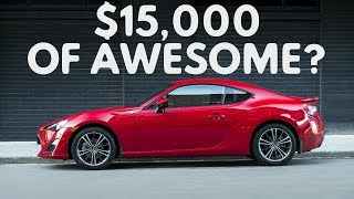 5 AWESOME RWD Sportscars for $15,000!