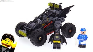 LEGO Batman Movie Bat-Dune Buggy review! 70918