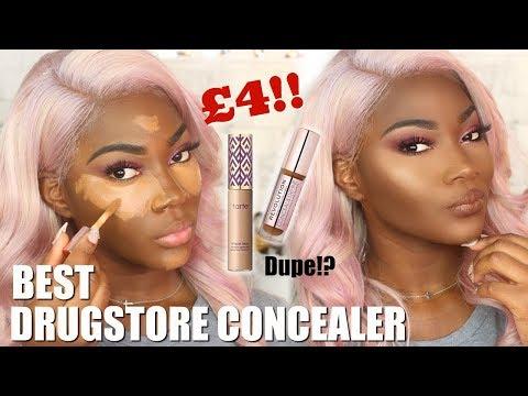Makeup revolution vs tarte shape tape concealer! I WASTED MY MONEY 😭