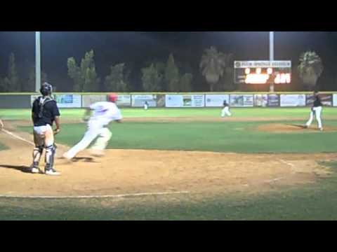 Palm Springs Power July 1st, 2011 Post Game Highlights