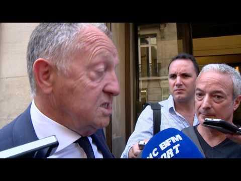 Interview de Jean-Michel Aulas sur la réforme de la LDC