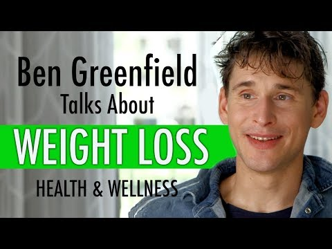 Amazing Health & Weight Loss Tips With Ben Greenfield