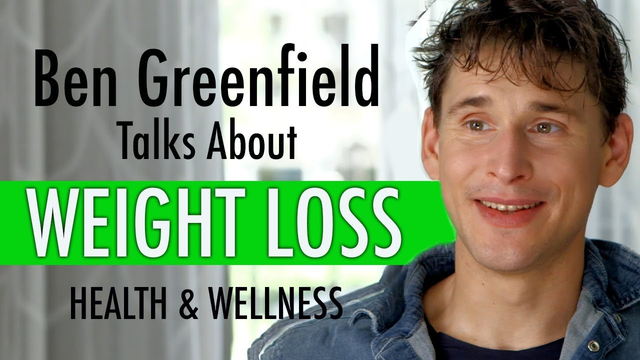<div>Amazing Health & Weight Loss Tips with Ben Greenfield</div>